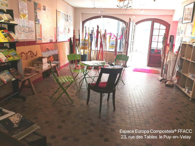 galerie de photos de l'espace Europa Compostela®